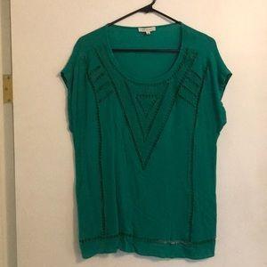 Tops - Green shirt